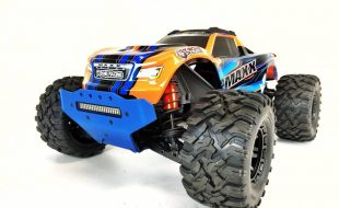 T-Bone Racing Bumpers For The Traxxas MAXX