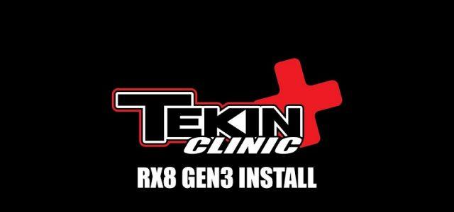 Tekin Clinic: RX8 GEN3 Installation & Setup [VIDEO]