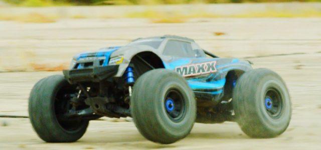Traxxas Maxx Unleashed [VIDEO]