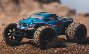 ARRMA 1/10 Granite Voltage 2WD Brushed Mega Monster Truck RTR [VIDEO]