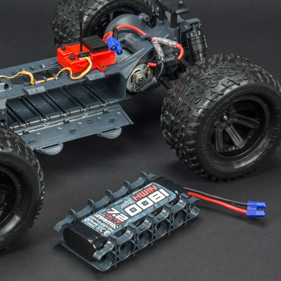 ARRMA 1/10 Granite Voltage 2WD Brushed Mega Monster Truck RTR