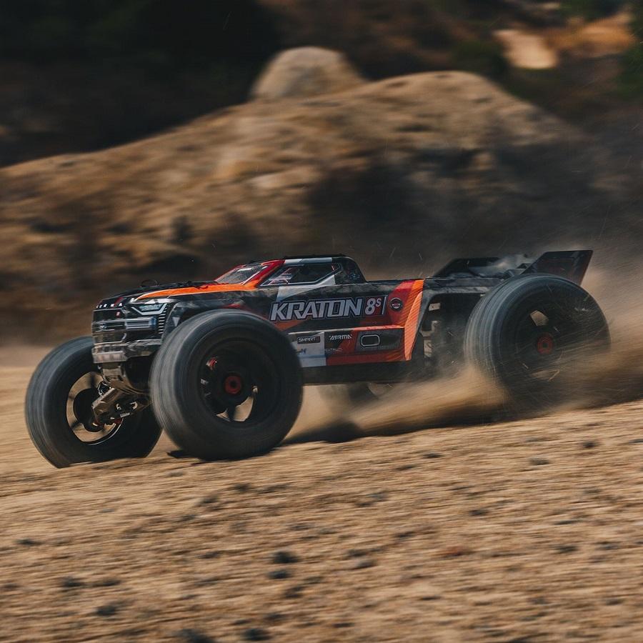 ARRMA KRATON 1/5 8S BLX 4WD Speed Monster Truck RTR