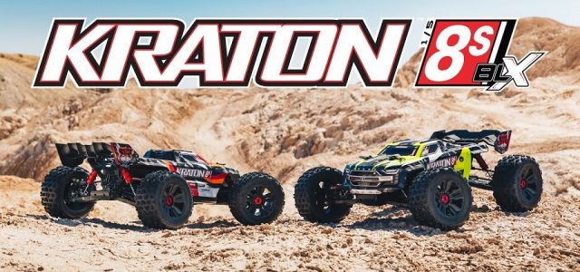 ARRMA KRATON 8S Official How To Video Guides [VIDEO]
