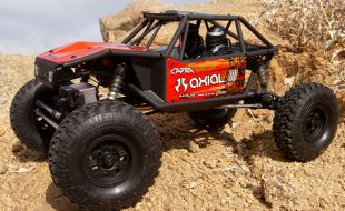 Axial 1/10 Capra 1.9 Unlimited 4WD RTR Trail Buggy [VIDEO]