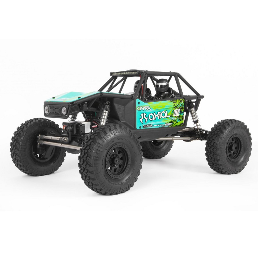 Axial 1/10 Capra 1.9 Unlimited 4WD RTR Trail Buggy