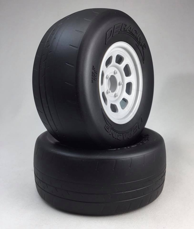 Rc Car Action: DE Racing Phenom SC Truck Tires