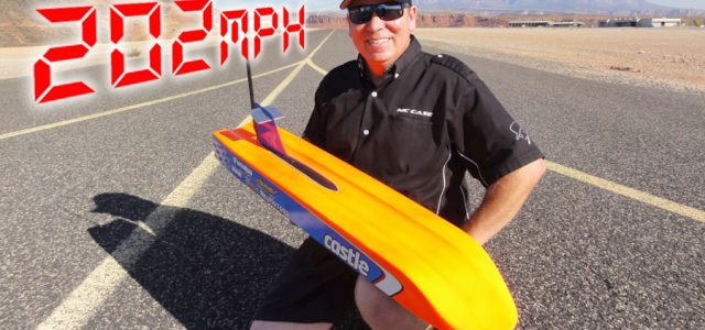 202mph On 12 Cells: Inside The World's Fastest RC Car