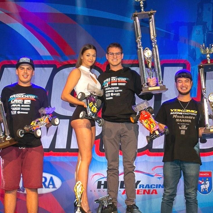 HOBBYWING XR10 Pro G2 Elite & V10 G3 World Champion Combos