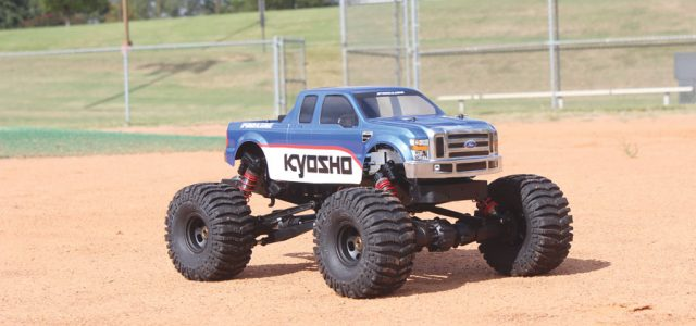 Modding the Kyosho Mad Crusher