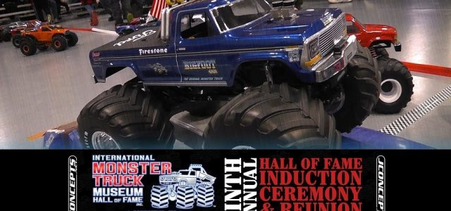 JConcepts At The 2019 Monster Truck Hall Of Fame [VIDEO]