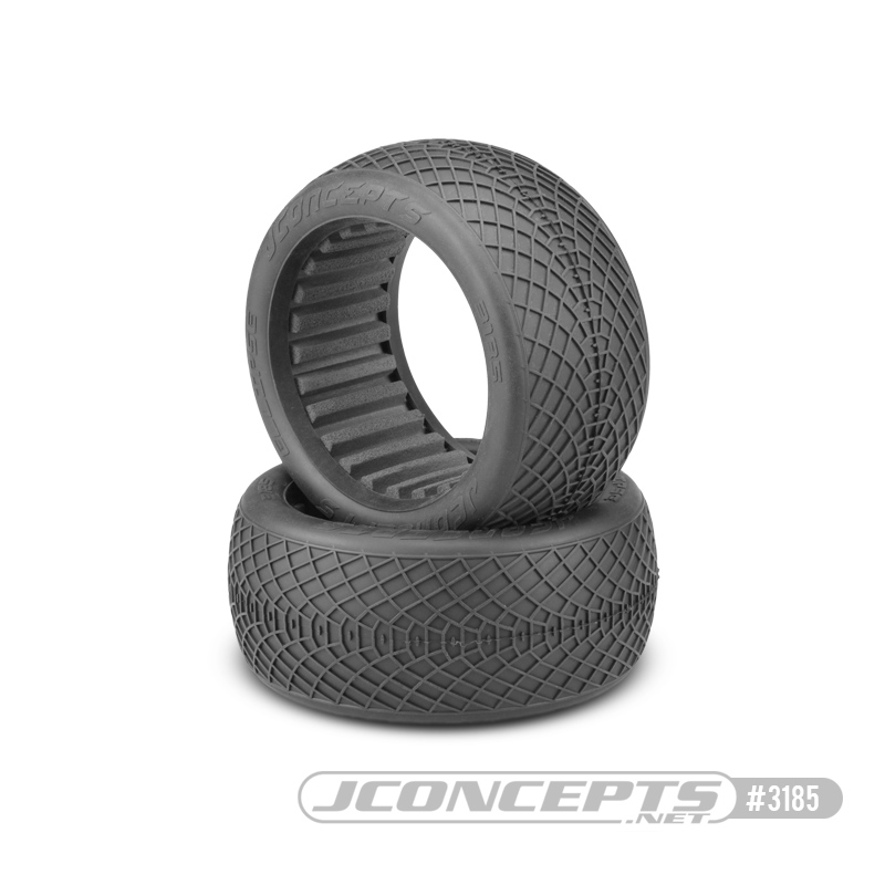 JConcepts Ellipse 1/8 Buggy & Truggy Tires Now Available In Blue, Green & Aqua Compounds