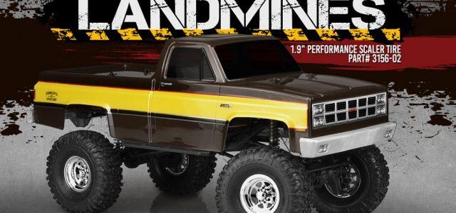 JConcepts Landmines 1.9″ Performance Scale Tire