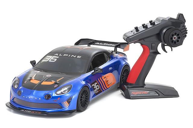 Kyosho Fazer Mk2 Alpine GT4