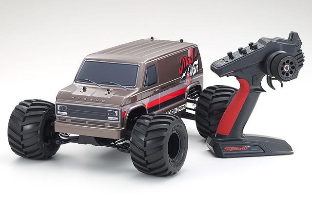 Kyosho Readyset Fazer Mk2 Mad Van
