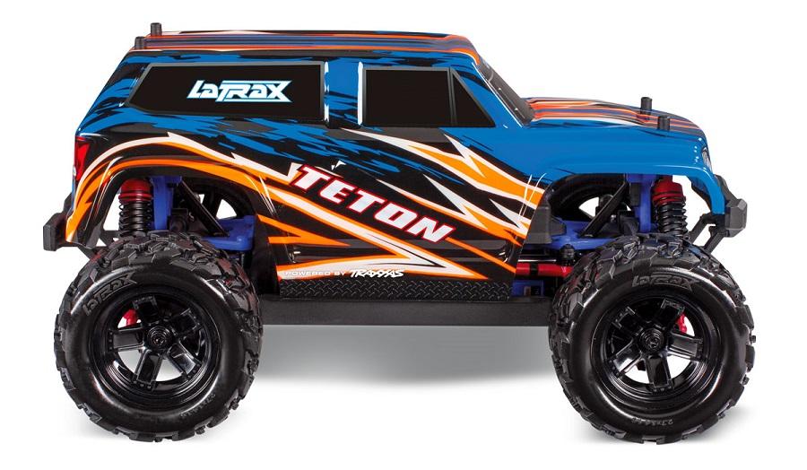New Color Options For The LaTrax Teton