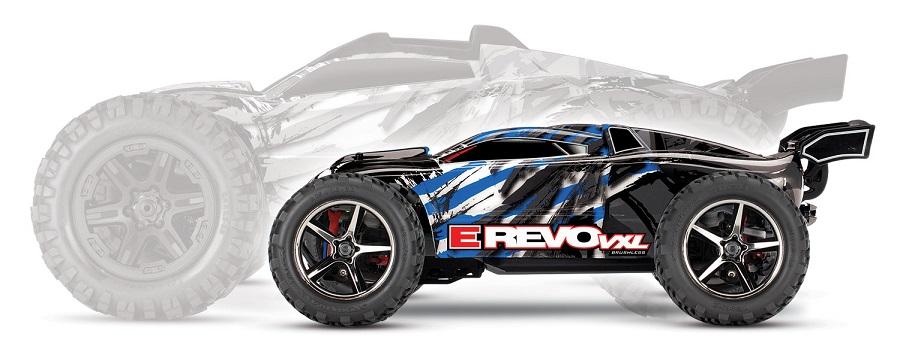 New Colors For The Traxxas 1/16 E-Revo VXL