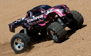New Pink Edition Traxxas Stampede