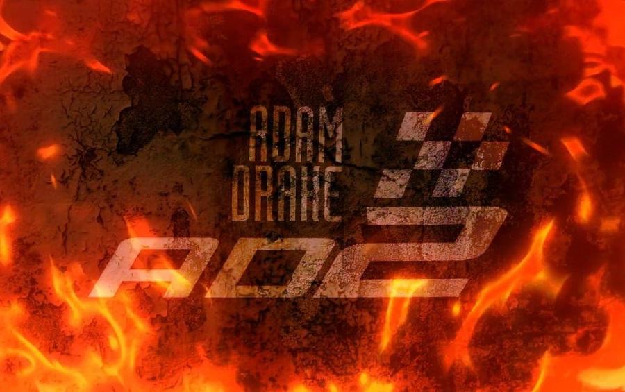 O.S. SPEED B21 Adam Drake Edition 2 Nitro Engine