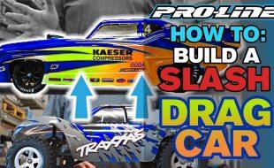 Pro-Line HOW TO: Build a Slash Drag Car [VIDEO]