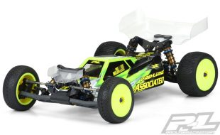 Pro-Line Launches Axis 1:10 Buggy Light Weight Clear Body Series
