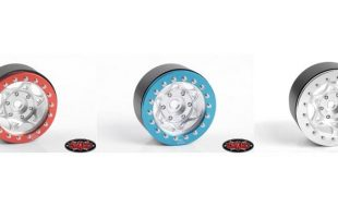 RC4WD Walker Evans 501 Legend 1.9″, 1.7″ & 1.55″ Beadlock Wheels