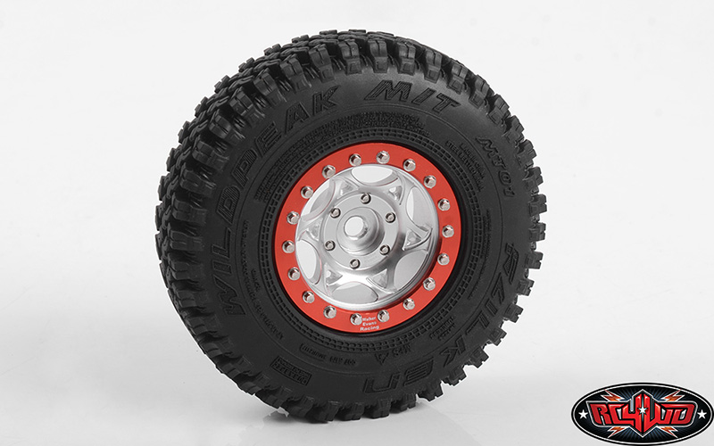 "RC4WD Walker Evans 501 Legend 1.9"", 1.7"" & 1.55"" Beadlock Wheels"