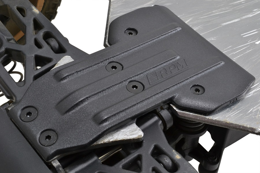 RPM Front & Rear Skid Plates For The Losi Tenacity (SCT, T & DB)