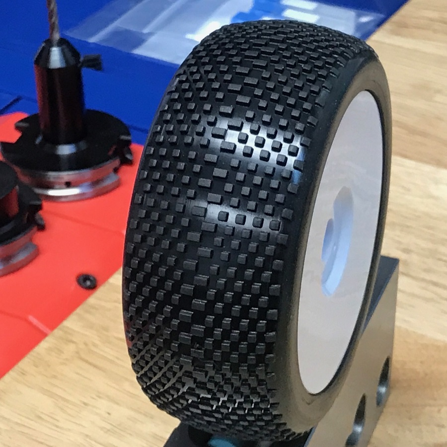 Raw Speed Assassin 1/8 Buggy Tires
