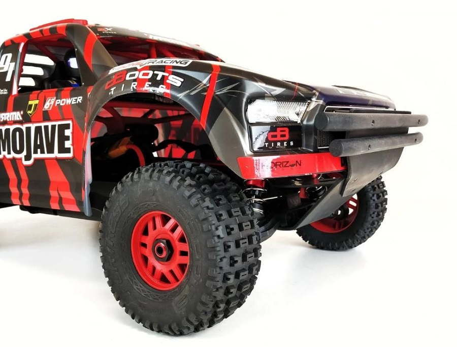 T-Bone Racing Front & Rear Bumpers For The ARRMA Mojave