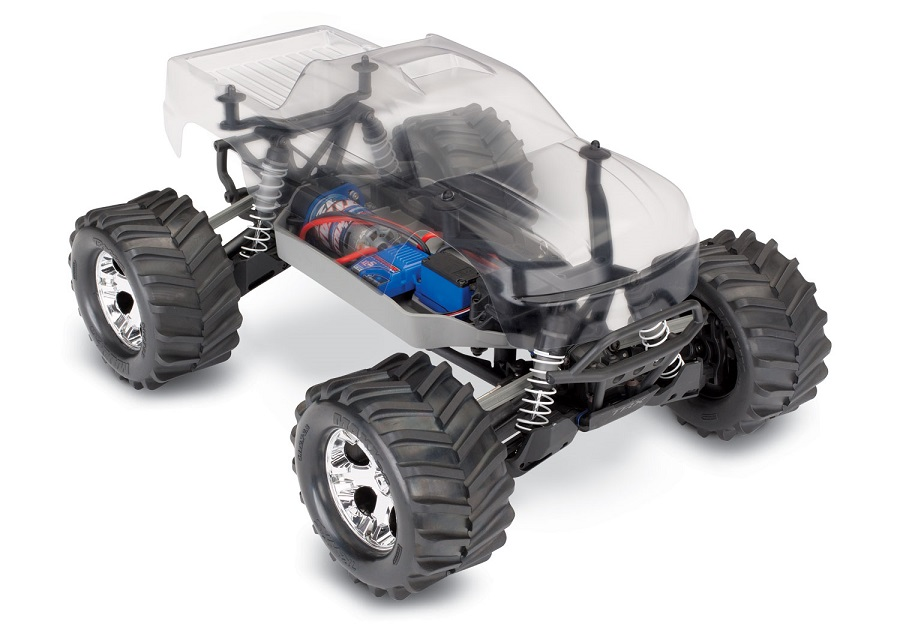 Traxxas Stampede 4X4 Unassembled Kit With Electronics