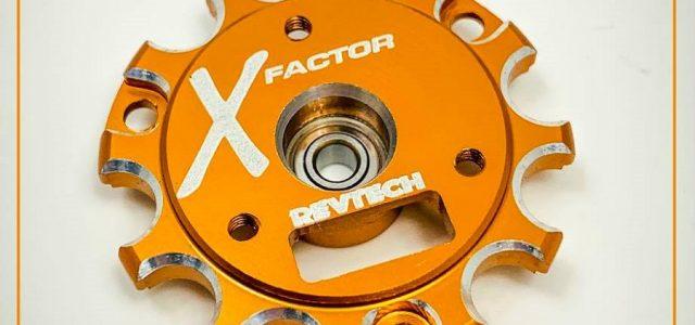 "Trinity X-Factor ""Orange"" Endbell"