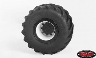 RC4WD Racing Monster Truck Beadlock Wheels For The Tamiya Clod Buster