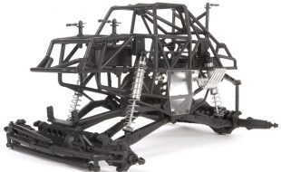 Axial 1/10 SMT10 Monster Truck Raw Builders Kit