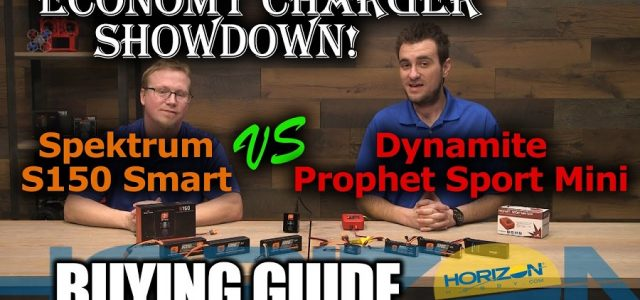 Buying Guide: Economy Charger Showdown – S150 Smart VS. Prophet Sport Mini [VIDEO]
