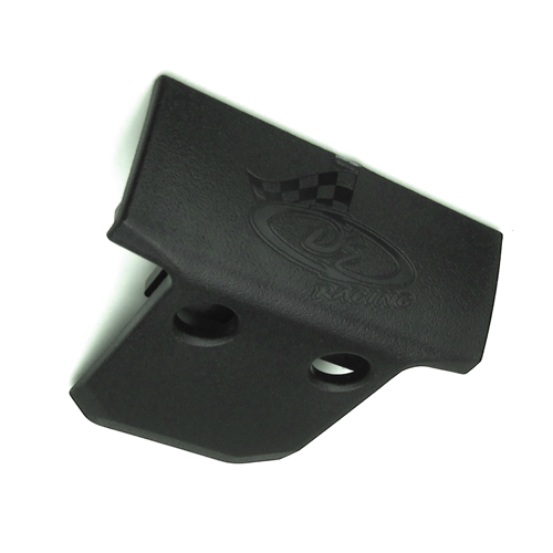 DE Racing Rear Skid Plates & BumpSkids For The Kyosho MP9 TKI4 & TLR 8ight-X