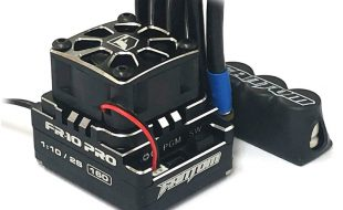 Fantom Black Edition 1/10 160A FR-10 PRO ESC