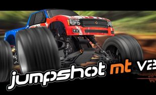 HPI Racing Jumpshot Monster Truck V2 [VIDEO]