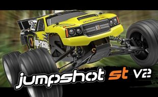 HPI Racing Jumpshot Stadium Truck V2 [VIDEO]