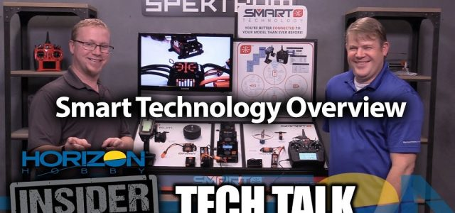 Horizon Insider Tech Talk: Spektrum Smart Technology Overview [VIDEO]