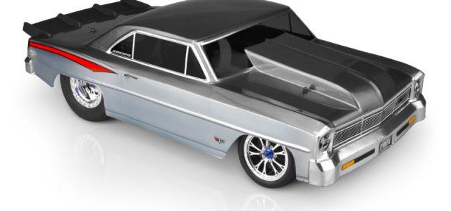 JConcepts 1966 Chevy Nova II (V2) Clear Body