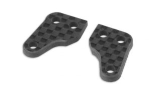 JConcepts Carbon Fiber Steering Arms For The Associated B74