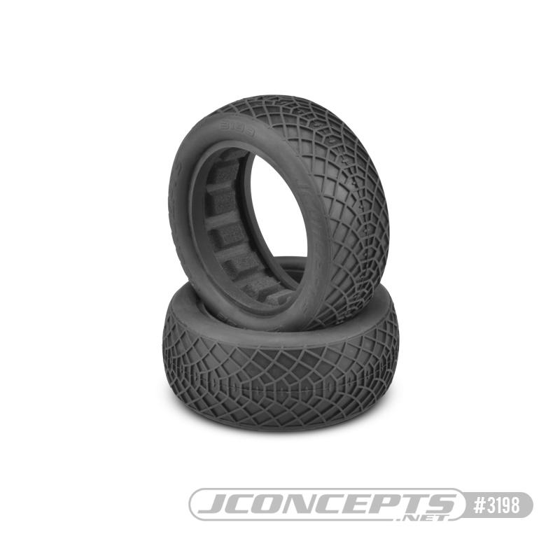 """JConcepts Ellipse 2.2"""" 2WD & 4WD Front Tires"""