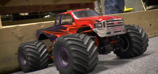 JConcepts Monster & Mega Tour 2019 – RC Monster Truck Racing [VIDEO]