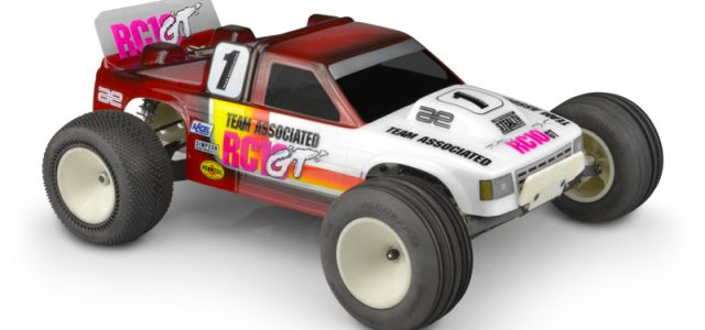 JConcepts Re-Releases Original Team Associated RC10GT Clear Body