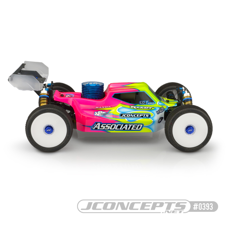 JConcepts S15 RC8B3.1 Clear Body