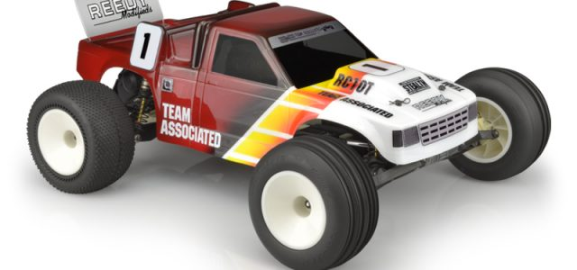 JConcepts Clear Body For The Team Associated RC10T Team Truck