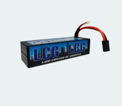 Lipo Factory 4s 14.8v 5200mah 55C Lipo Pack With TRX Style Connector
