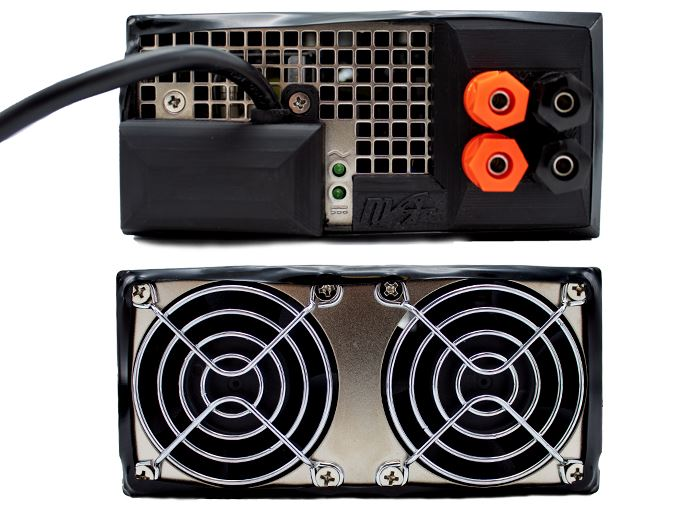 MaxAmps 24V 62.5A 1500W Dual Output Power Supply