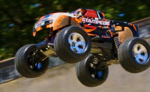 Monster Truck Fun For Around $200 With The Traxxas Stampede [VIDEO]