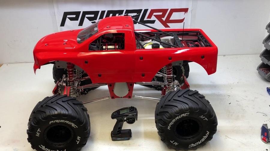 Primal RC Raminator v2 With Upgrades